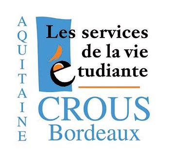 logoCrous Bordeaux